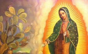 聖母瓜達盧佩對墨西哥的重大意義:無處不在的Guadalupe