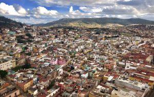 墨西哥Zacatecas|參觀西班牙殖民時期最富有的礦坑、搭纜車俯瞰超美彩色小城