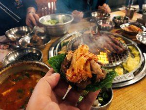 洛杉磯美食|韓國城姜虎東kang hodong烤肉攻略:停車、點菜、怎麼點最好吃?