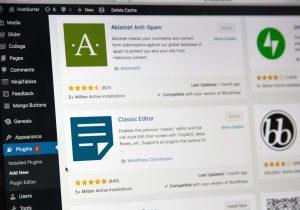 WordPress實用外掛推薦|7個自架網站你必須裝的外掛:程式新手也能寫部落格!
